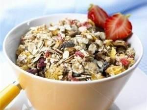 Как сбросить вес на диете с мюслями