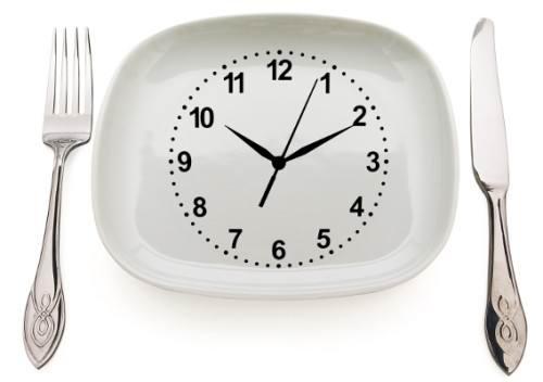 Часовая диета на 5 дней