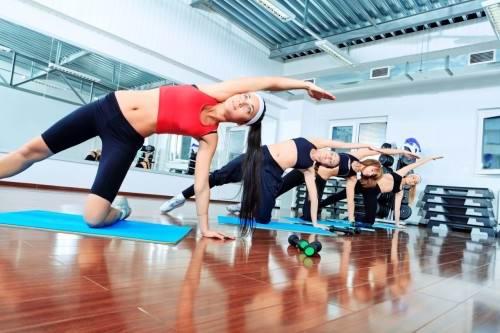 Фитнес программа на 5 шагов