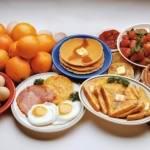 Продукты, содержащие жиры и углеводы