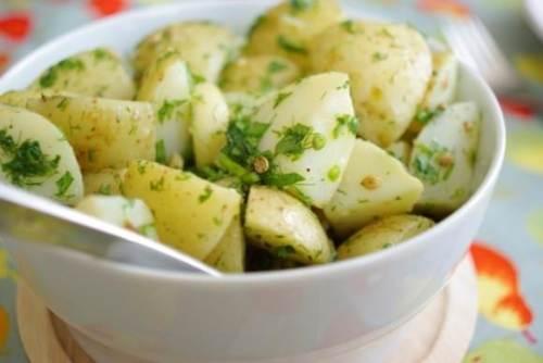 Картофельная диета - недорого и эффективно