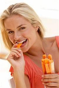 Морковь для здоровья