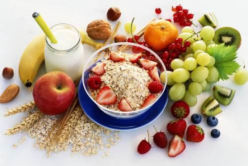 малокалорийные продукты для похудения