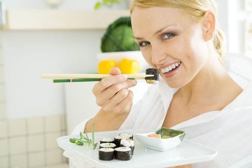 Японская диета на 5 дней