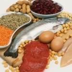 Пища с большим содержанием белка
