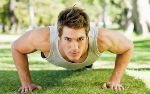 Как набрать мышечный вес мужчине