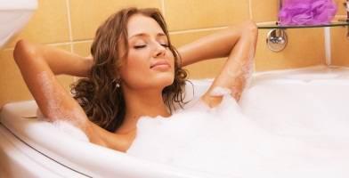 Солевые ванны как средство для похудения