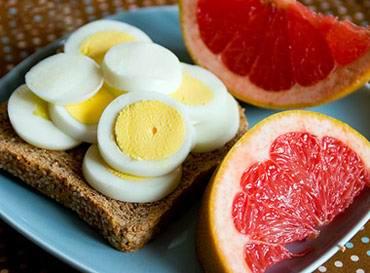 как похудеть яичная диета