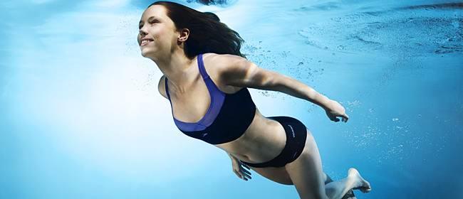 Водный фитнес или аква-аэробика