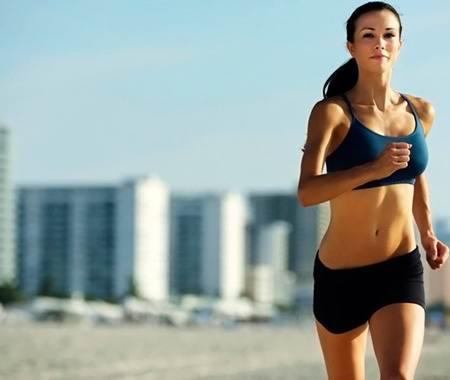 Как похудеть от бега