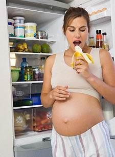 Диета во время беременности лишний вес