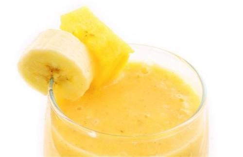 Банановый энергетический напиток