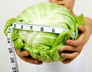 Польза, очищение и похудение на капустной диете