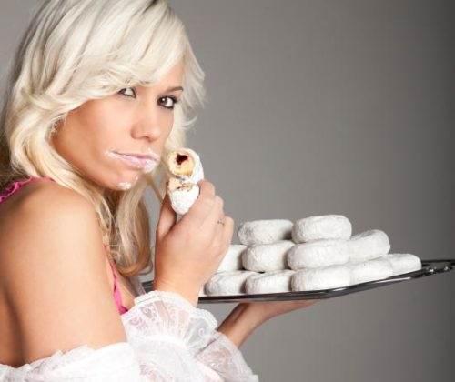 Как во время диеты обойтись без сладкого