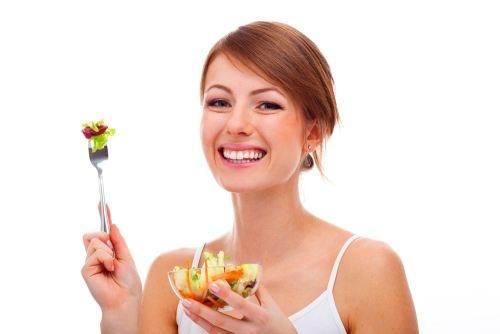 Особенности диеты после родов
