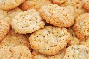 рецепт вкусного низкокалорийного печенья