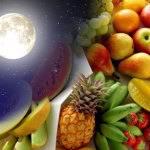 Необычная лунная диета
