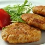 Рецепт приготовления котлеты из куриного мяса
