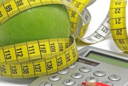 Счетчик калорий для похудения