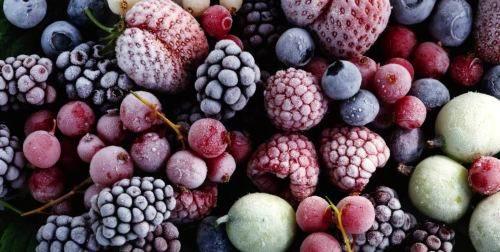 Польза от замороженных овощей