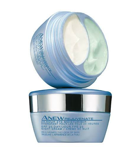 Avon Anew Rejuvenate 24 Hour Eye Cream Night/Day SPF 25