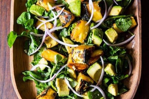 Рецепт приготовлениякубинского салата