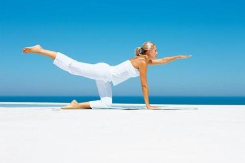Процесс дыхательной гимнастики