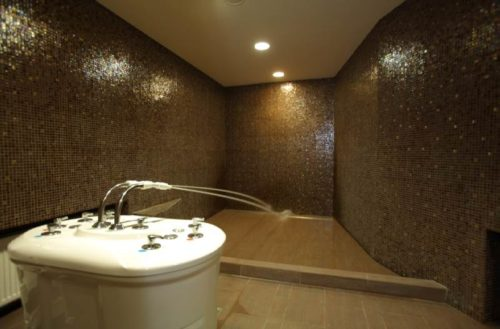 Веерный душ