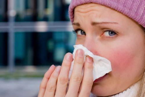 Бывают ли при простуде высыпания